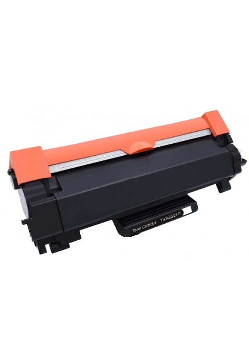 TONER NEGRO COMP. BROTHER TN2420 TN2410 3000 Páginas (CON CHIP)