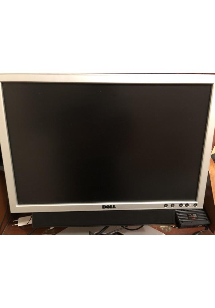 """Monitor TFT 19"""" DELL 1908WFP + Barra de Altavoces DELL"""