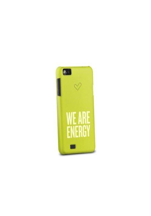 Funda Energy PHONE CASE NEO BLUE - OUTLETZON